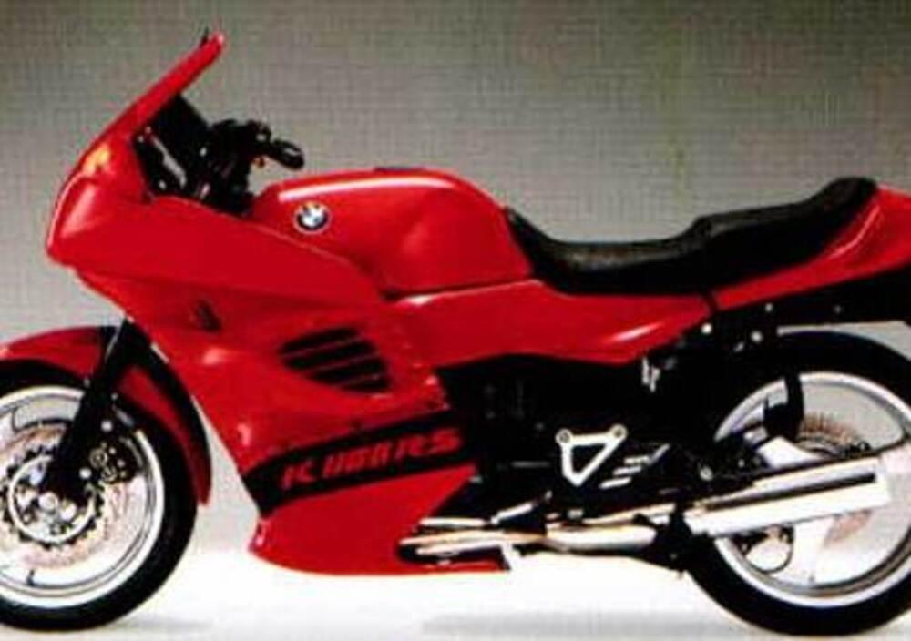 Bmw K 1100 Rs Prezzo E Scheda Tecnica Moto It