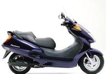 Honda Pantheon 125 (1998 - 02)