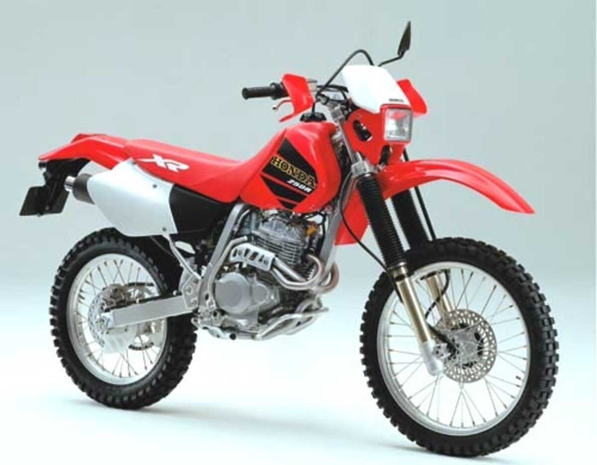 Honda Xr 250 R 1992 02 Prezzo E Scheda Tecnica Motoit