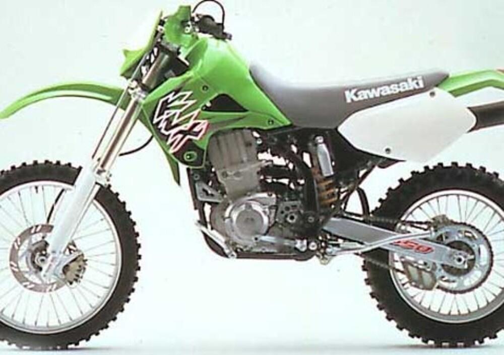 Kawasaki Klxs Endur