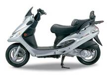 Kymco Dink 125 Classic (1997 - 06)