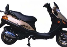 Motor Union HK 250 Custom