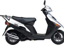 Suzuki AN 150 (1996 - 02)
