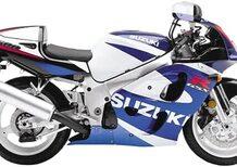 Suzuki GSX R 600 (1997 - 00)
