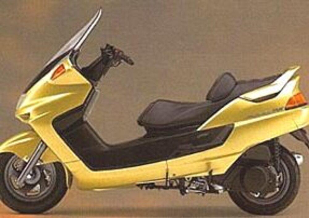 Yamaha Majesty 250 DX (1998 - 02)