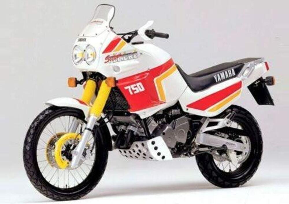 Yamaha XTZ 750 SuperTéneré (1989 - 98)