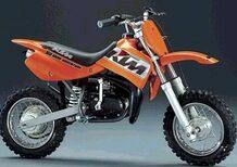KTM SXR 50 Adventure (1997 - 98)