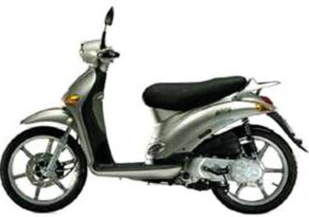 Piaggio Liberty 50 2T (1997 - 99)