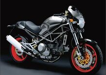 Ducati Monster 900 Dark I.E. (1999 - 02)