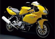 Ducati SuperSport 750 HF I.E.(1999 - 02)