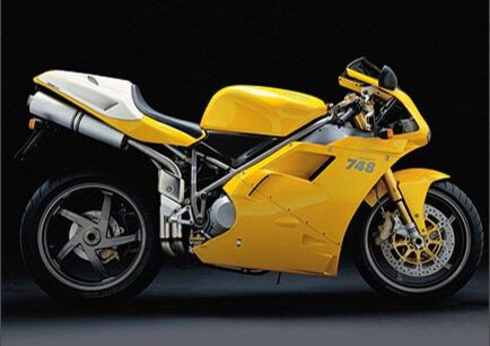 Ducati 748 R (1999 - 03)