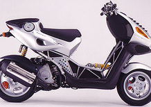 Italjet Moto Dragster 125 LC
