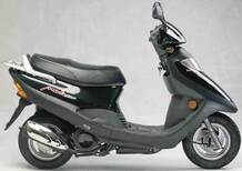 Kymco Movie 125 Eco (2000 - 01)