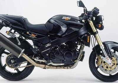 Laverda Black Strike 750