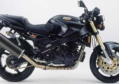 Laverda Black Strike 750