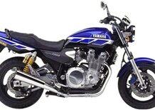Yamaha XJR 1300 SP (1999 - 04)