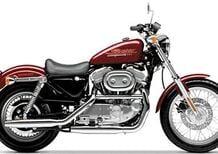 Harley-Davidson 883 Sportster Standard (1987 - 93) - XLH