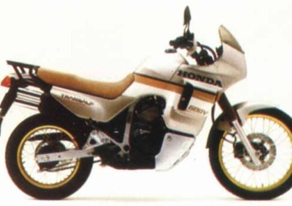 Honda Transalp 600v 1987 90 Prezzo E Scheda Tecnica Motoit