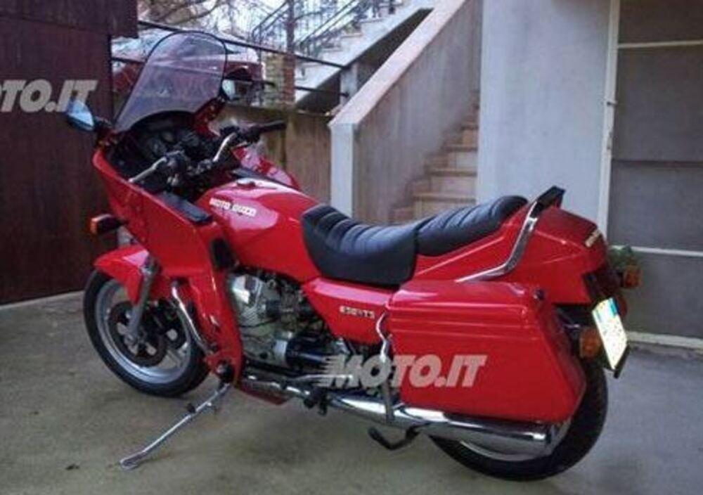 Moto Guzzi T5 850 NT (1985 - 88) (2)