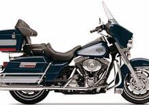Harley-Davidson 1340 Electra Glide (1986- 89) - FLHS