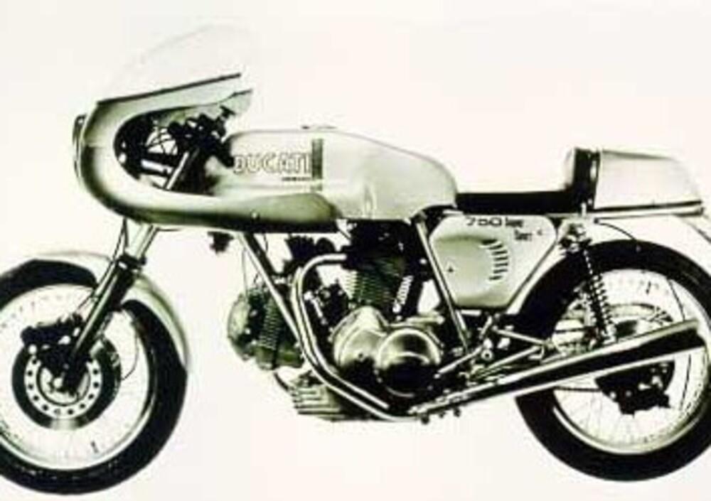Ducati 750 SS Desmo