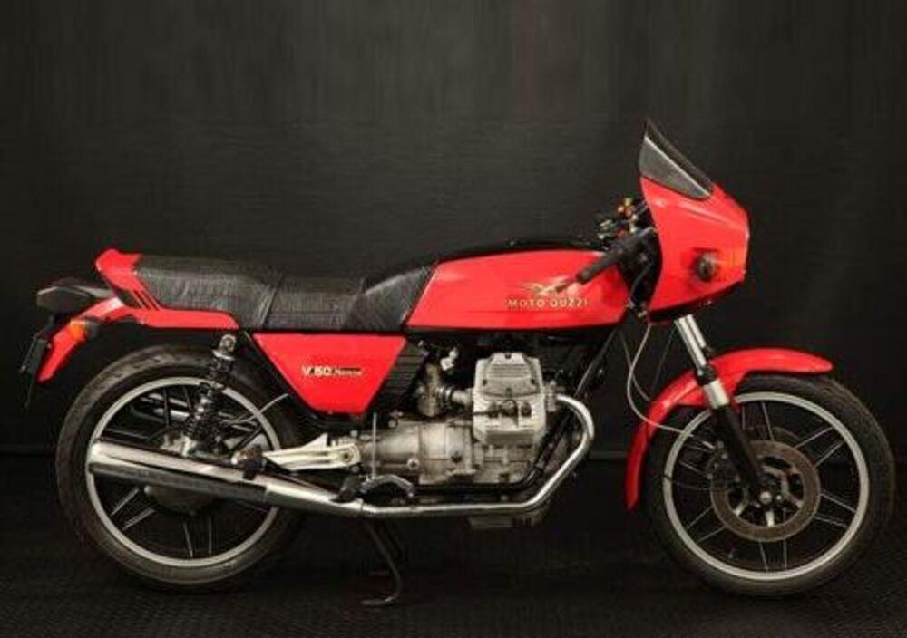 moto guzzi v 50 monza (1980 - 85), prezzo e scheda tecnica - moto.it