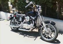 Harley-Davidson 1000 Roadster XLS