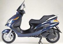 Italjet Moto Millennium 150