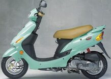 Kymco Filly 50 4T Eco (1998 - 01)