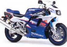 Suzuki GSX R 750 SP (1994 - 95)