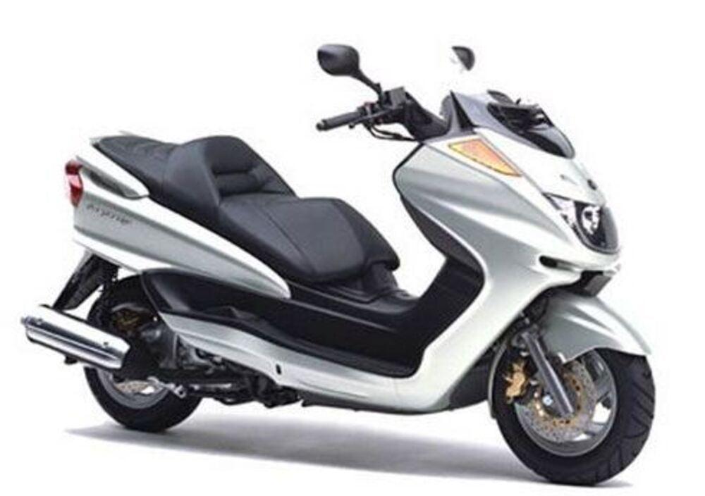 Majesty Yamaha  Cc