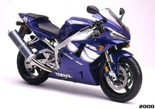Yamaha YZF R1 (2000 - 01)