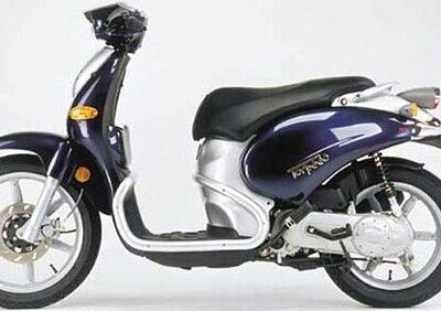 Italjet Moto New Torpedo  50