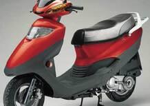 Kymco Vivio 125 Eco (2000 - 01)