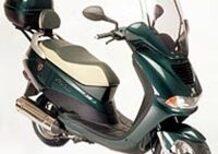 Peugeot Elyseo  50
