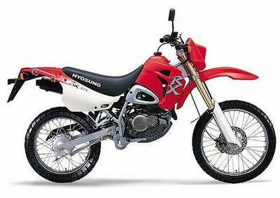 Hyosung XRX 125 4V