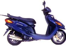 Mbk New Flame 125