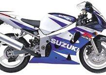Suzuki GSX R 600 (2001 - 03)