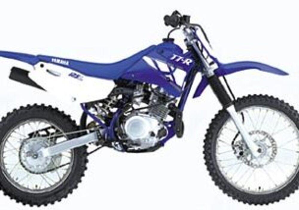 Yamaha TT R 125 LW (2000 - 02)