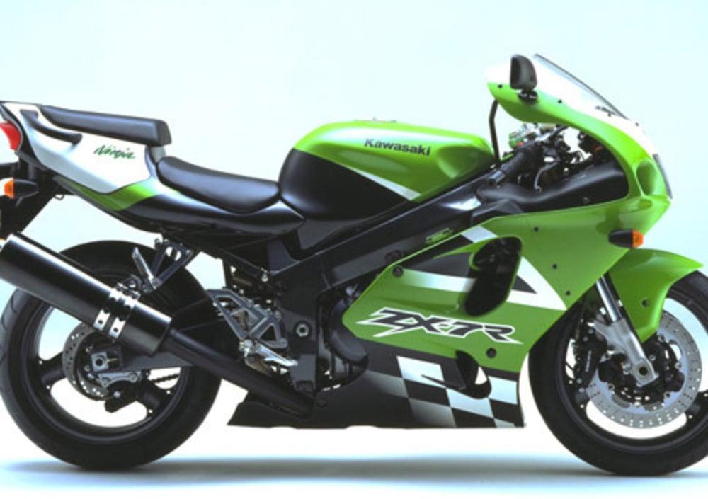Kawasaki Ninja 750 ZX-7R (2001)