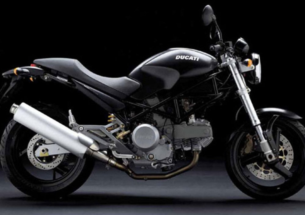 ducati monster 600 dark 2002 prezzo e scheda tecnica. Black Bedroom Furniture Sets. Home Design Ideas