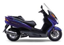 Suzuki Burgman UH 125 (2002 - 06)