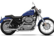 Harley-Davidson 883 Sportster Custom (2001 - 05) - XL 53C