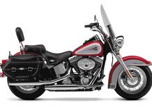 Harley-Davidson 1450 Heritage Softail Classic (1999 - 03) - FLSTC