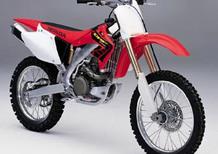 Honda CRF 450 R (2001 - 02)