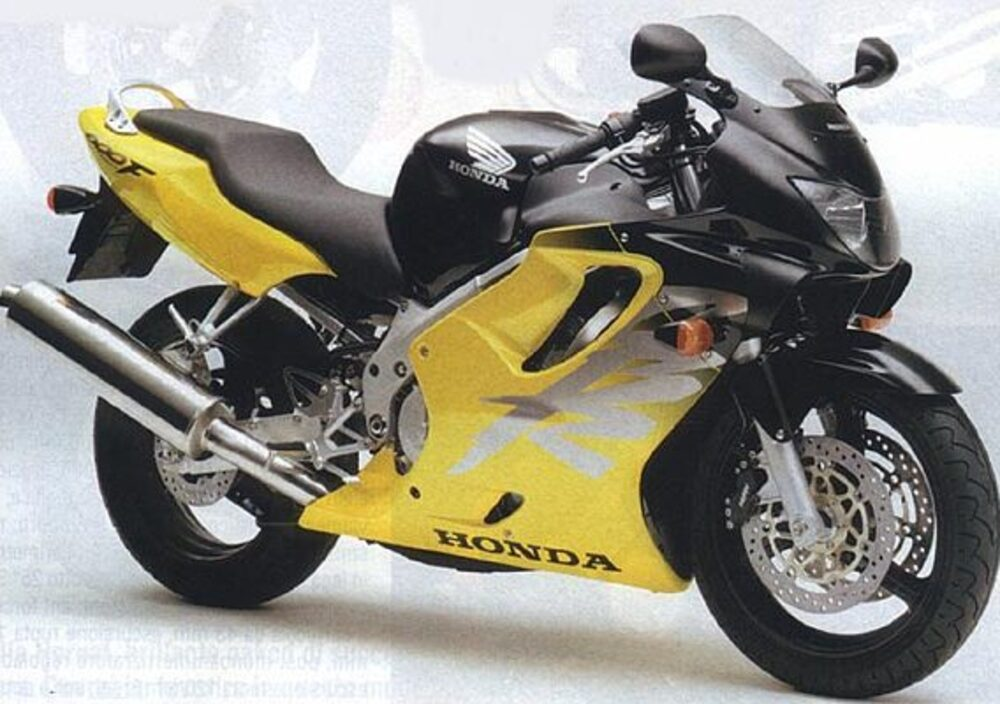 honda cbr 600 f 1999 00 prezzo e scheda tecnica. Black Bedroom Furniture Sets. Home Design Ideas