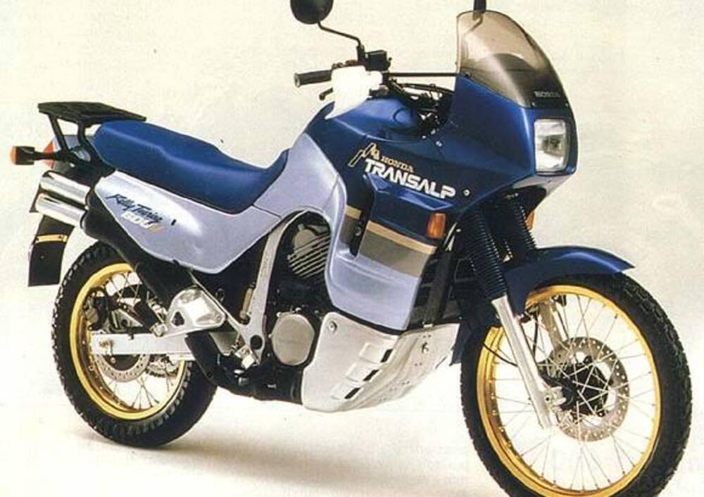 Honda Transalp Xl 600v 1991 93 Prezzo E Scheda Tecnica Motoit