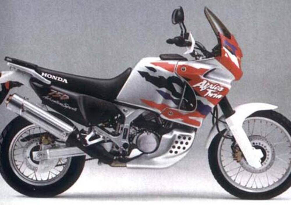 honda africa twin xrv 750 1996 02 prezzo e scheda tecnica. Black Bedroom Furniture Sets. Home Design Ideas