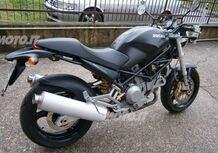 Ducati Monster 1000 Dark (2003 - 05)
