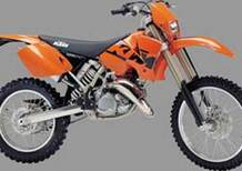 KTM EXC 125 (2003 - 04)